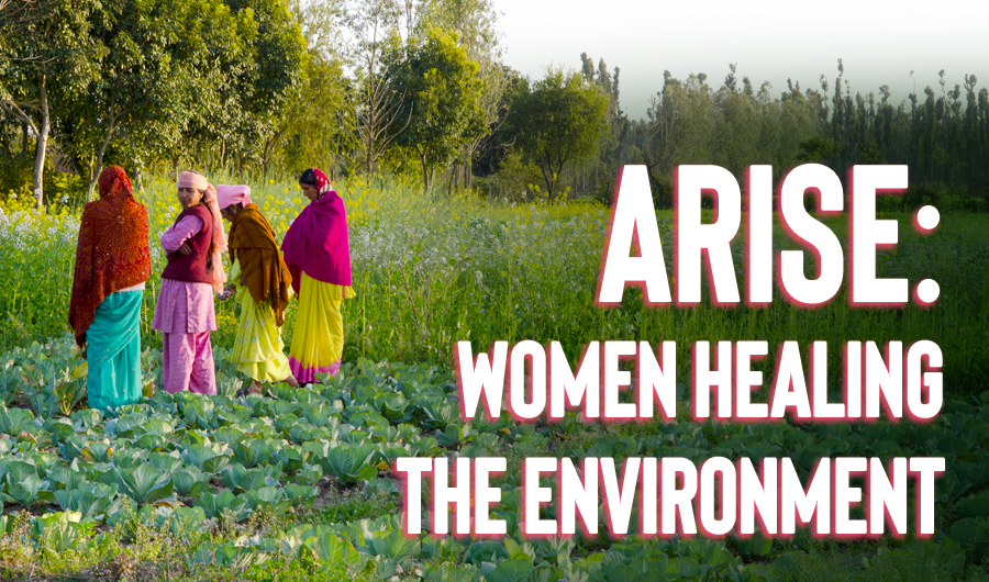 Arise - Women Healing the Environment